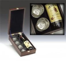 Jameson Whiskey Gift Set | Whiskey Glass & Perter Set
