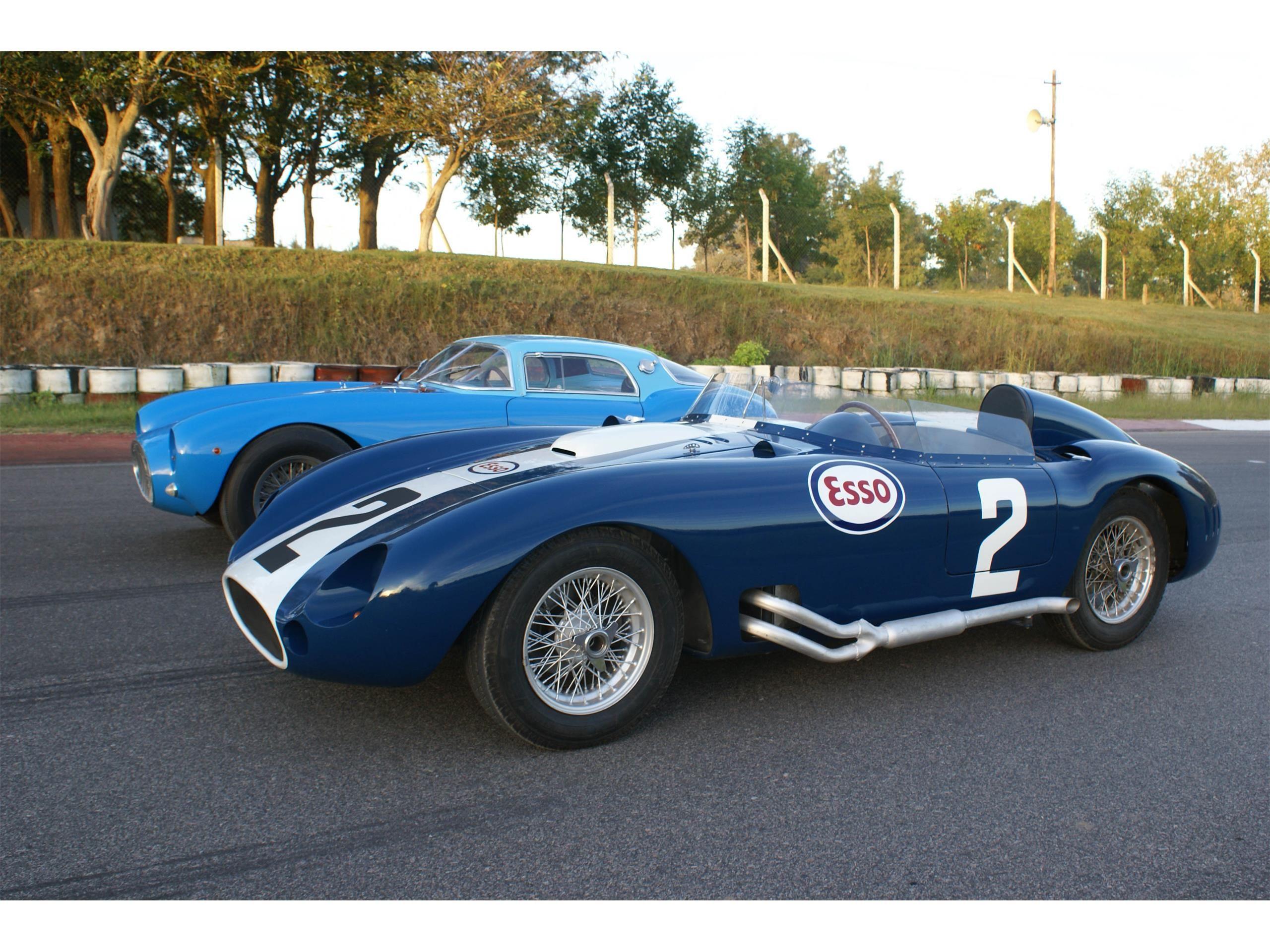 1956 Maserati Quattroporte for sale   Listing ID: CC-1055926 ...