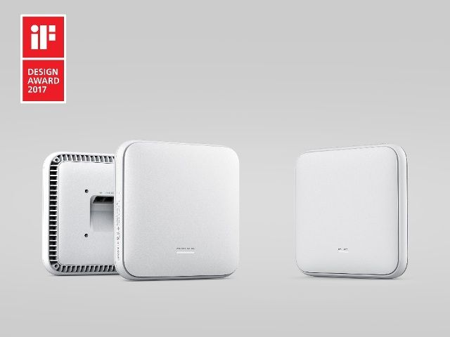 Huawei's LampSite 3 0 and AtomCell BTS3912E Both Win iF Industrial