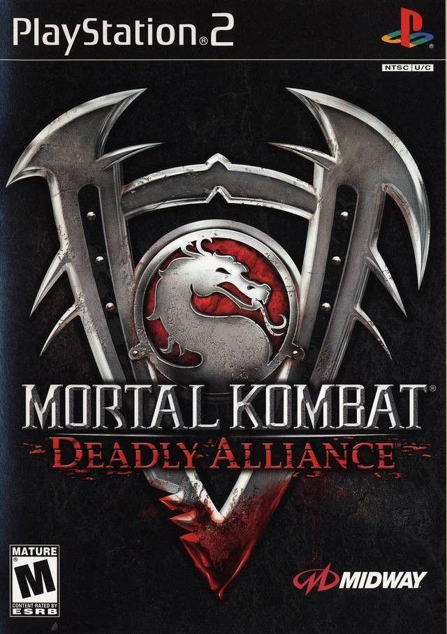 Mortal kombat 2 ps2 game hero fighter 2 play games