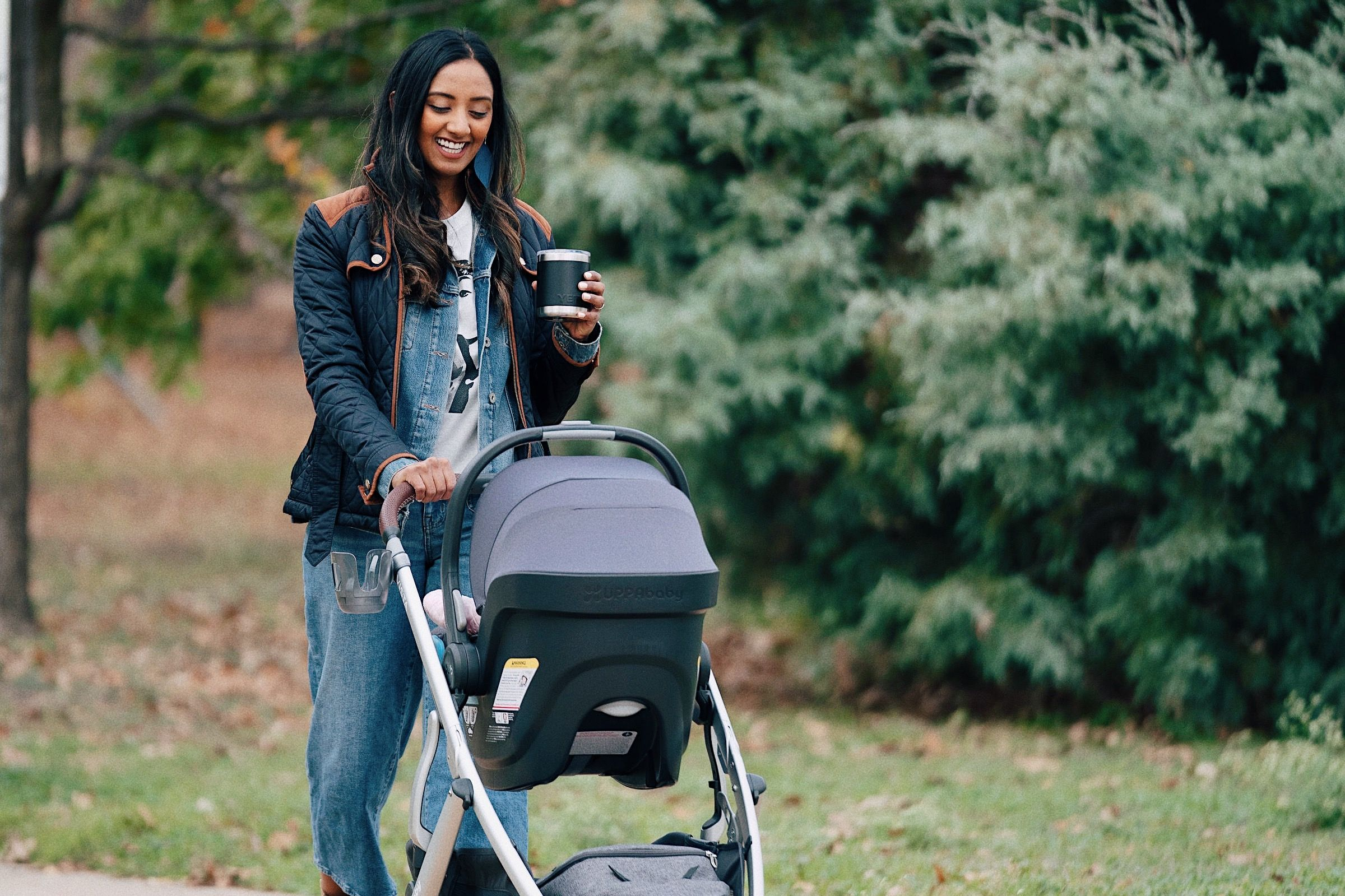 UPPAbaby VISTA The Best Stroller Every Parent Needs in