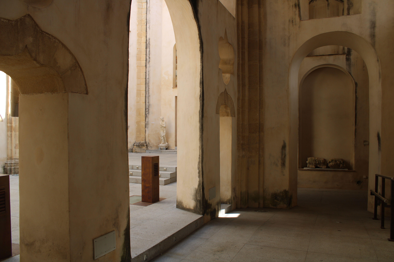iglesia inacabada del Hospital de la Divina Providencia, en El Puerto de Santa María, nave lateral