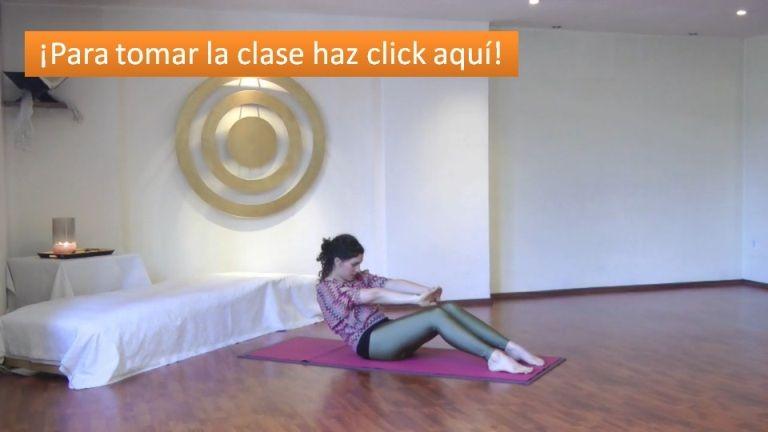 62. Hatha Yoga | Esta es una clase de Hatha Yoga de nivel básico, ideal para ir construyendo una práctica de yoga cada vez más avanzada. Se trabaja principalmente en la flexibilidad, estirando la columna y los músculos en general. Namasté.