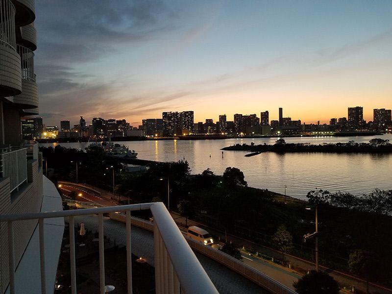 東京 夜景のきれいなホテル