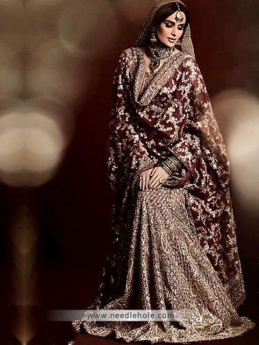 e80b6c8058 Buy hsy bridal lehengas and wedding lehngas collection. Latest pakistani  wedding lehenga choli and indian bridal lenghas by hsy bridal shops in uk,  usa, ...