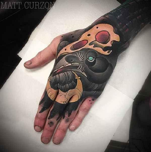 Matt Curzon Tattoos 006