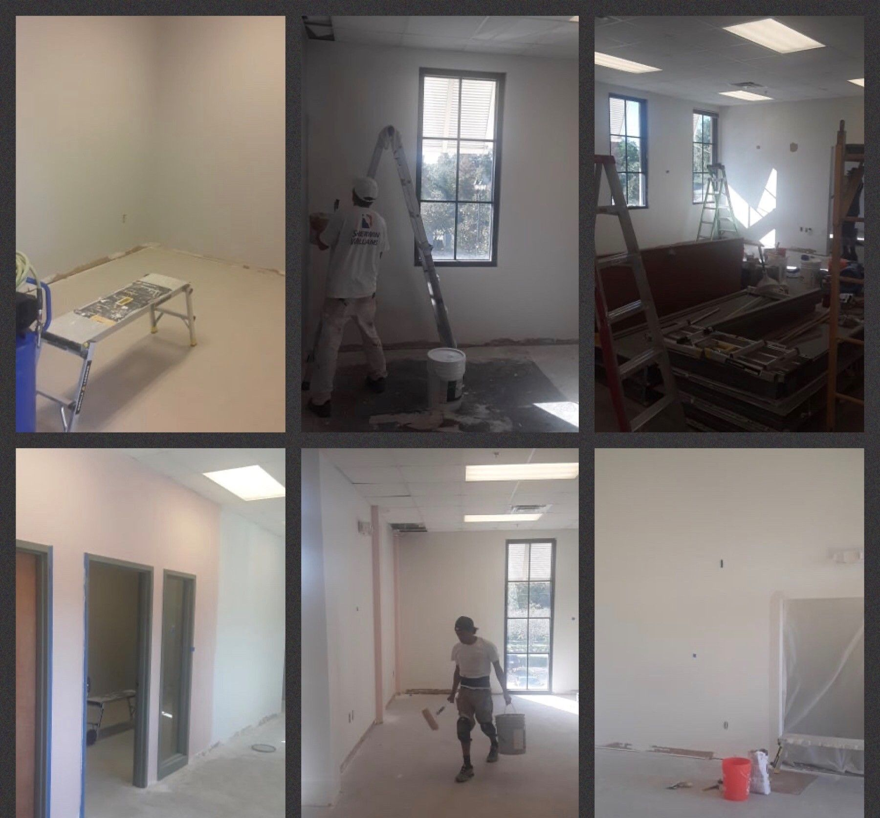 Our csg team has been busy with this ongoing construction