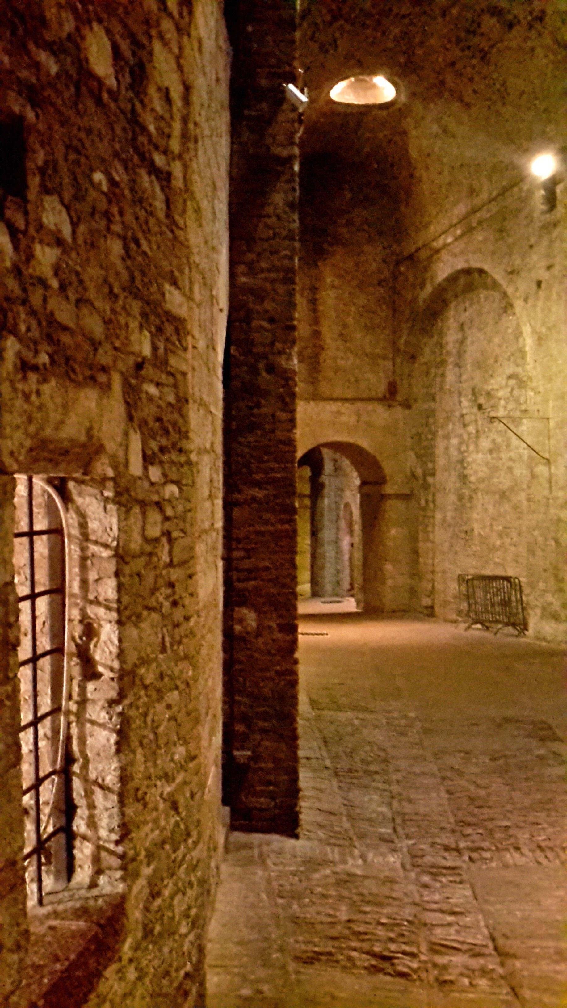 Rocca Paolina Perugia Италия