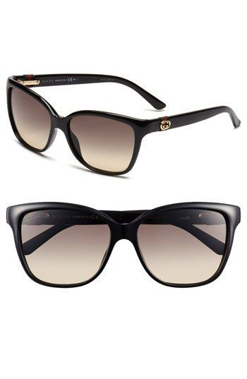 29855df85f Gucci 56mm Retro Sunglasses available at  Nordstrom