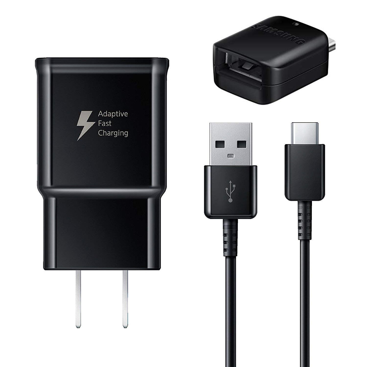 Samsung Fast Adaptive Wall Adapter Charger for Galaxy S10 S9