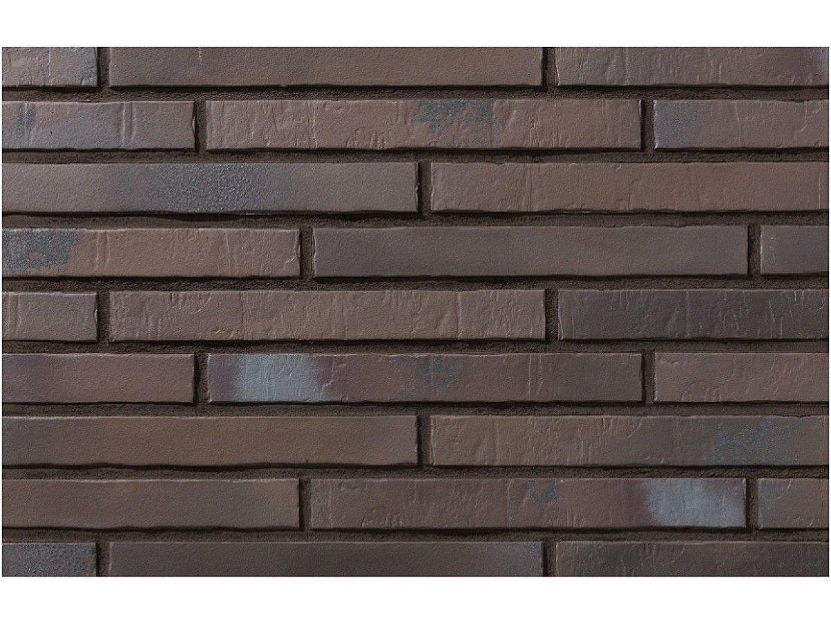 Langformat Riemchen R650 Klinkerriemchen, Klinker, Fassade