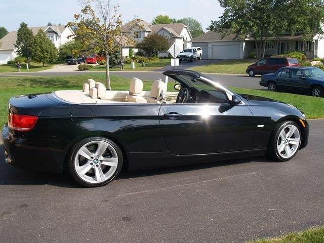 BMW I Convertible Roof Up Bmw I Convertible Top - Bmw 328i hardtop convertible price