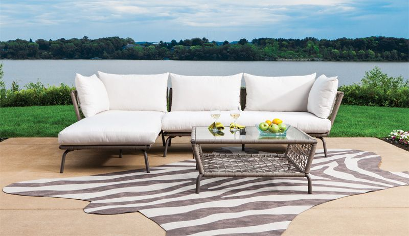 Outdoor Patio Sectional Sofas Outdoor Furniture Modern Outdoor