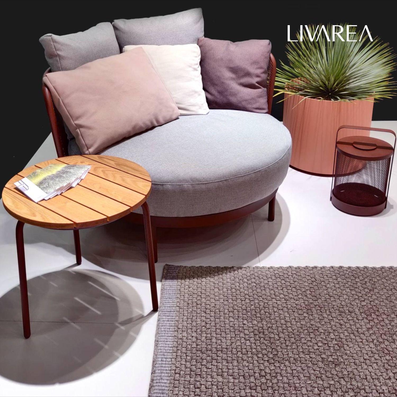 Todus Baza Round Lounge Daybed In 2020 Gartenmobel Design