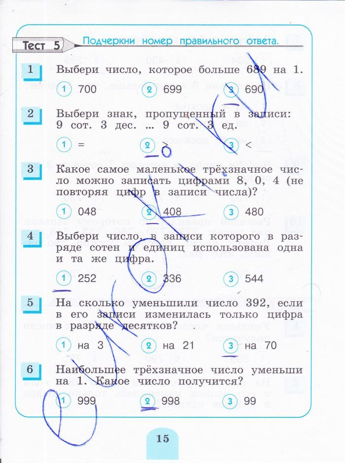 Списать готовые домашние задания по учебнику new millennium english
