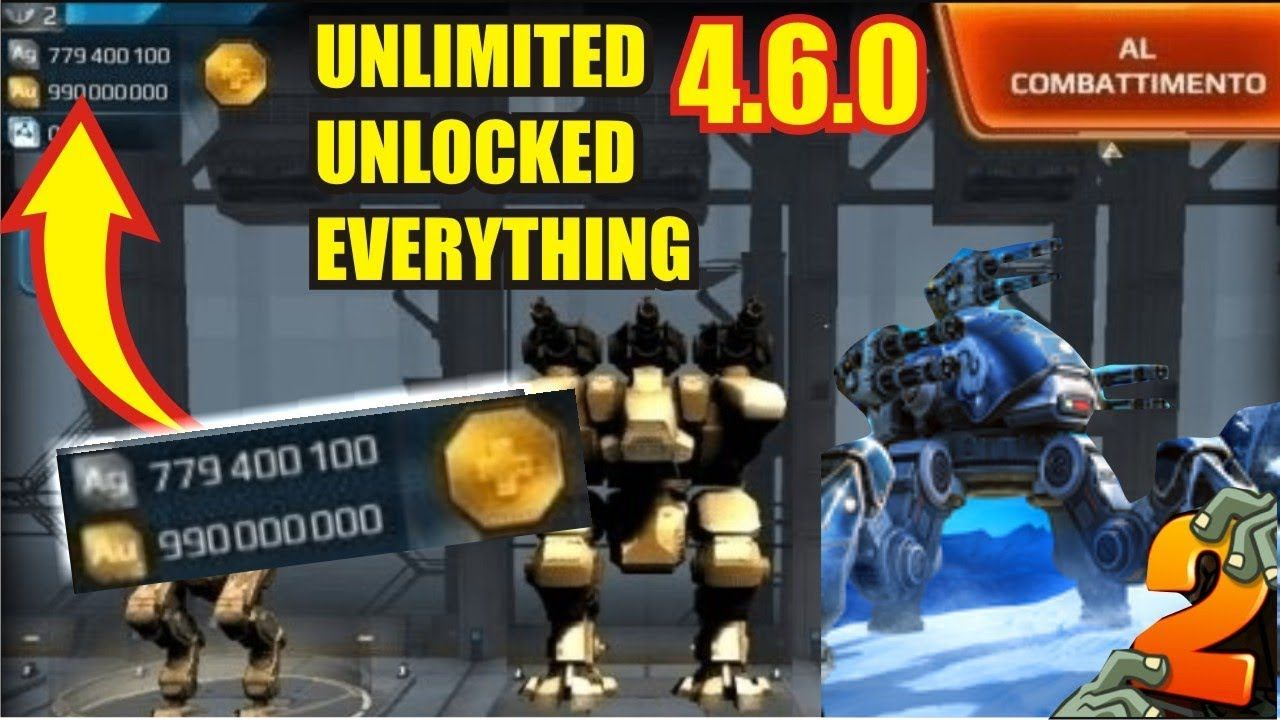 How To Get A Lot Of Gold In War Robots