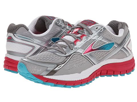Brooks Ghost 8 Metallic Charcoal/Hyacinth Violet/Virtual Pink - Zappos.com  Free. Evening ShoesWomen ...
