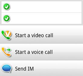 ooVoo Video Call, Text & Voice (for Android) | iphoning it in