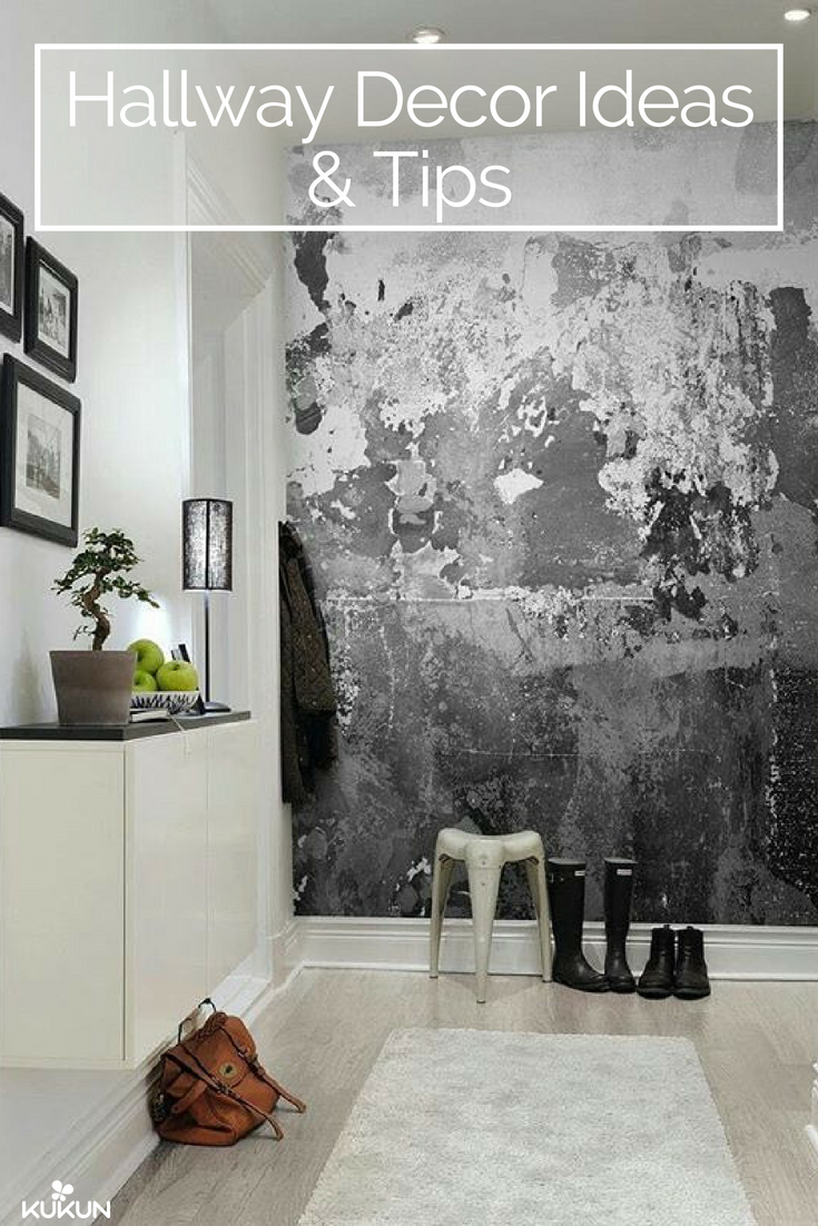 Long hallway decor ideas  Stunning Long And Narrow Hallway Decorating Ideas u  Hallway u
