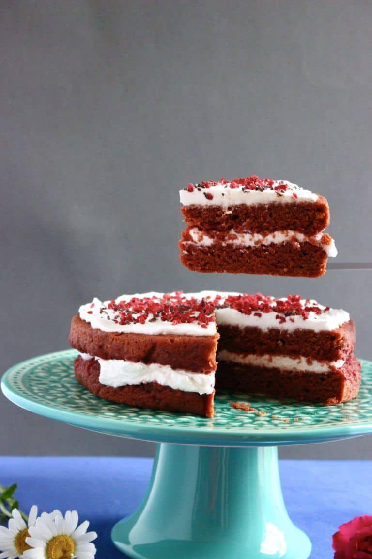 Glutenfree vegan red velvet cake vegan red velvet cake