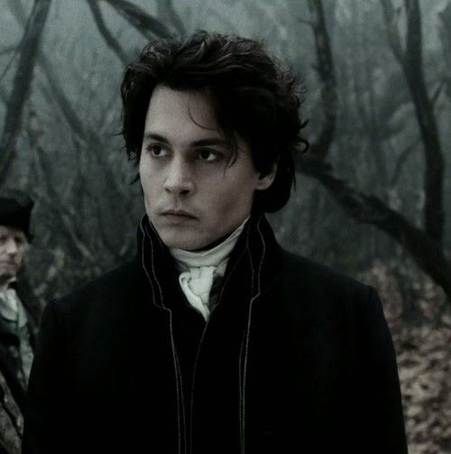 Image result for johnny depp ichabod crane