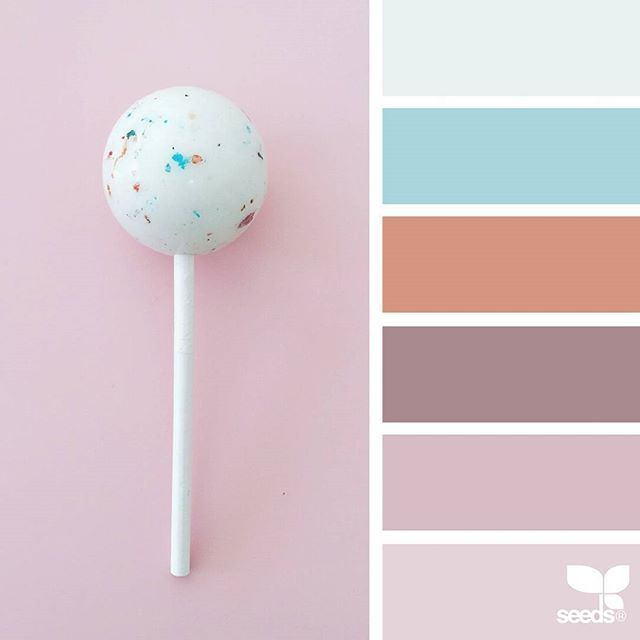 today's inspiration image for { color sugar } is by @thebungalow22 ... thank you,  Steph, for another wonderful #SeedsColor image share!