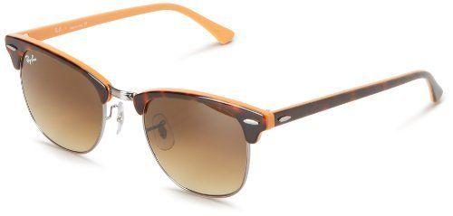 9d525f4294 Ray-Ban Clubmaster 112685 Square Sunglasses