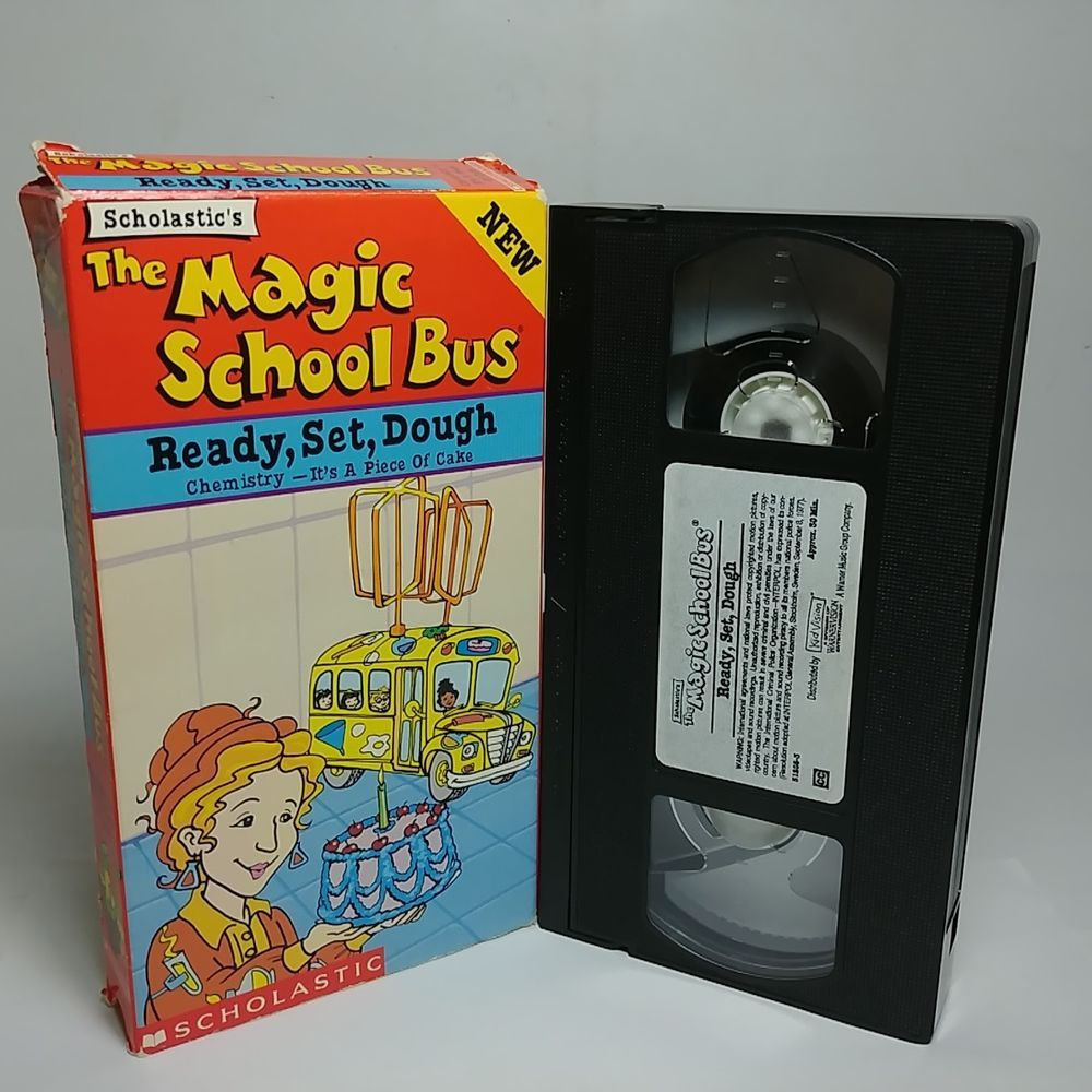 Details about the magic school bus volume 6 taking
