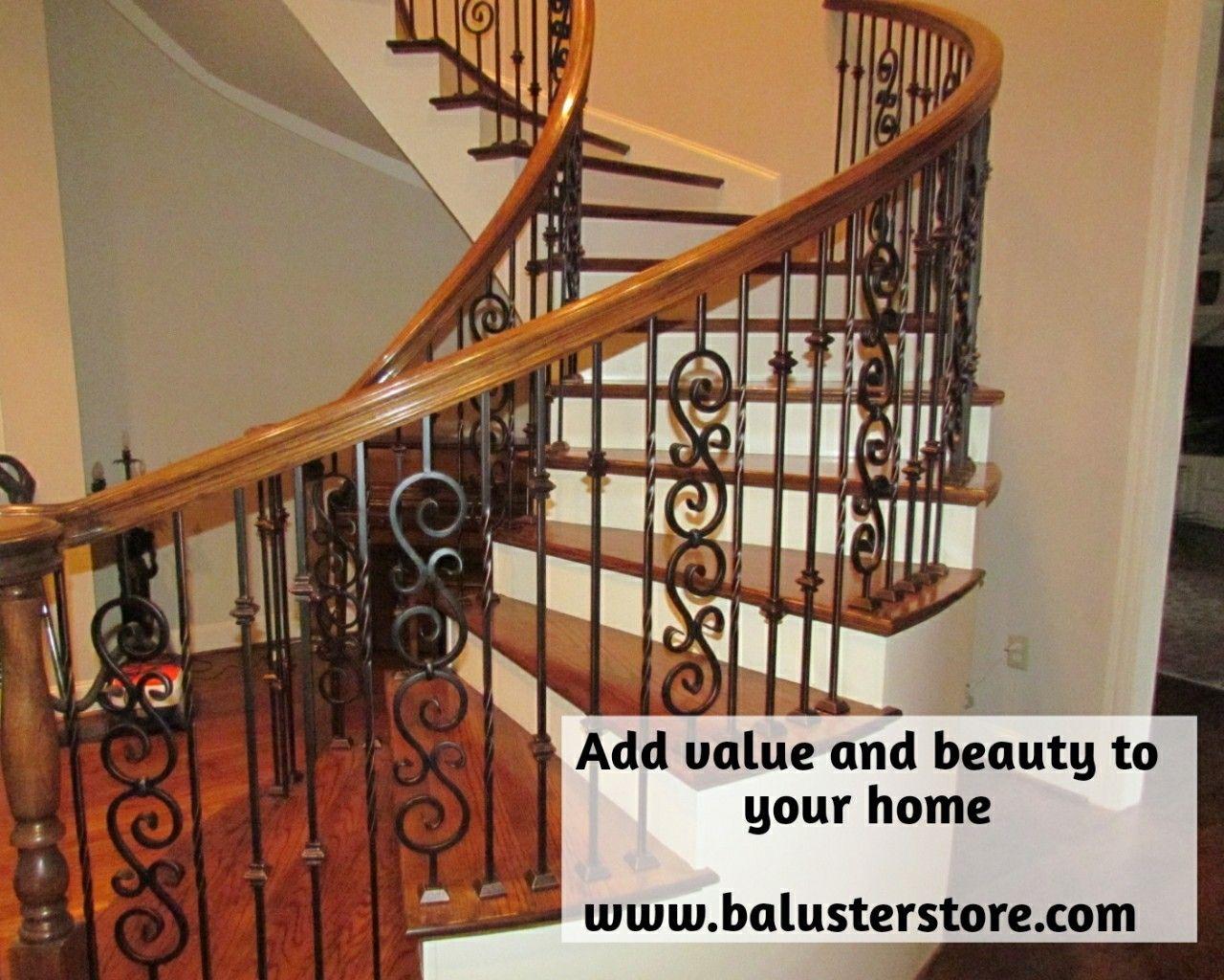 Merveilleux Www.balusterstore.com Shop.balusterstore.com Iron Balusters Iron Stair  Parts Iron