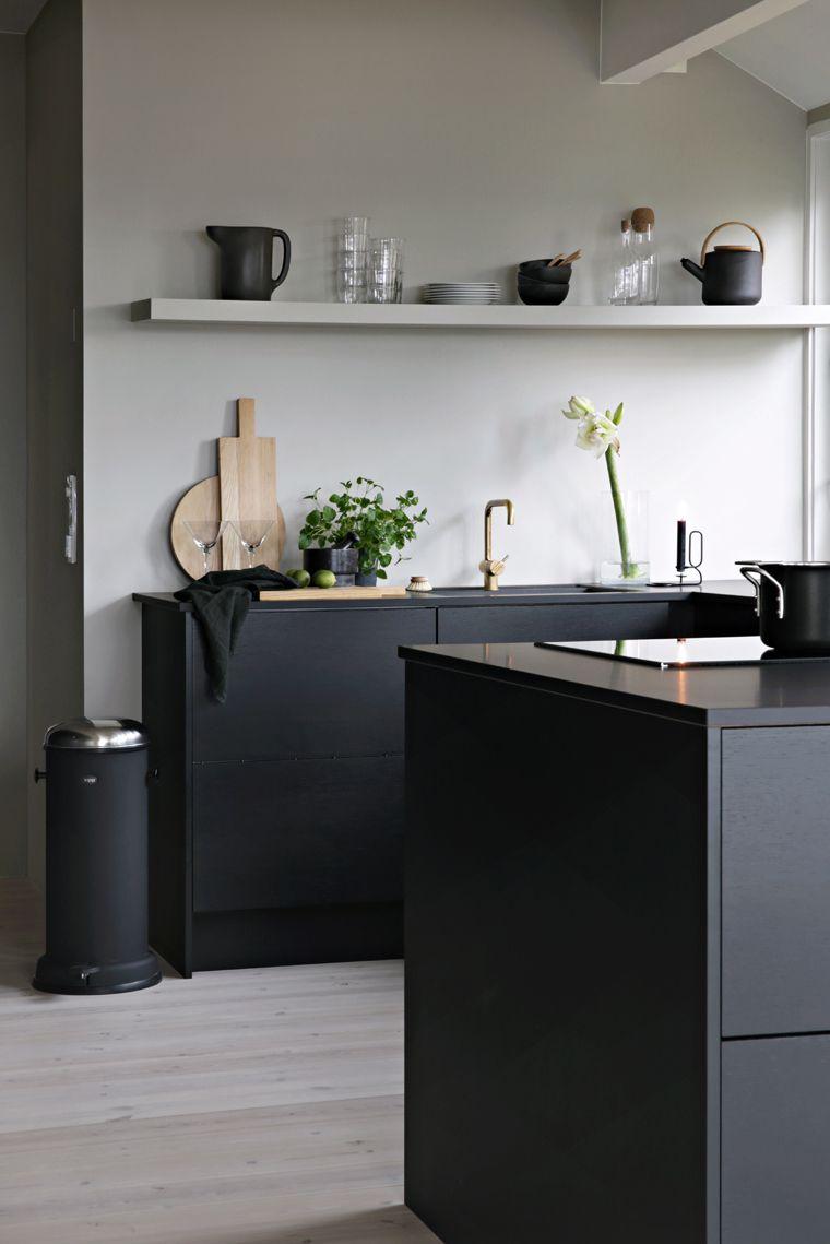 Our home in Bonytt | Cocinas, Cocina ikea y Diseño cocinas
