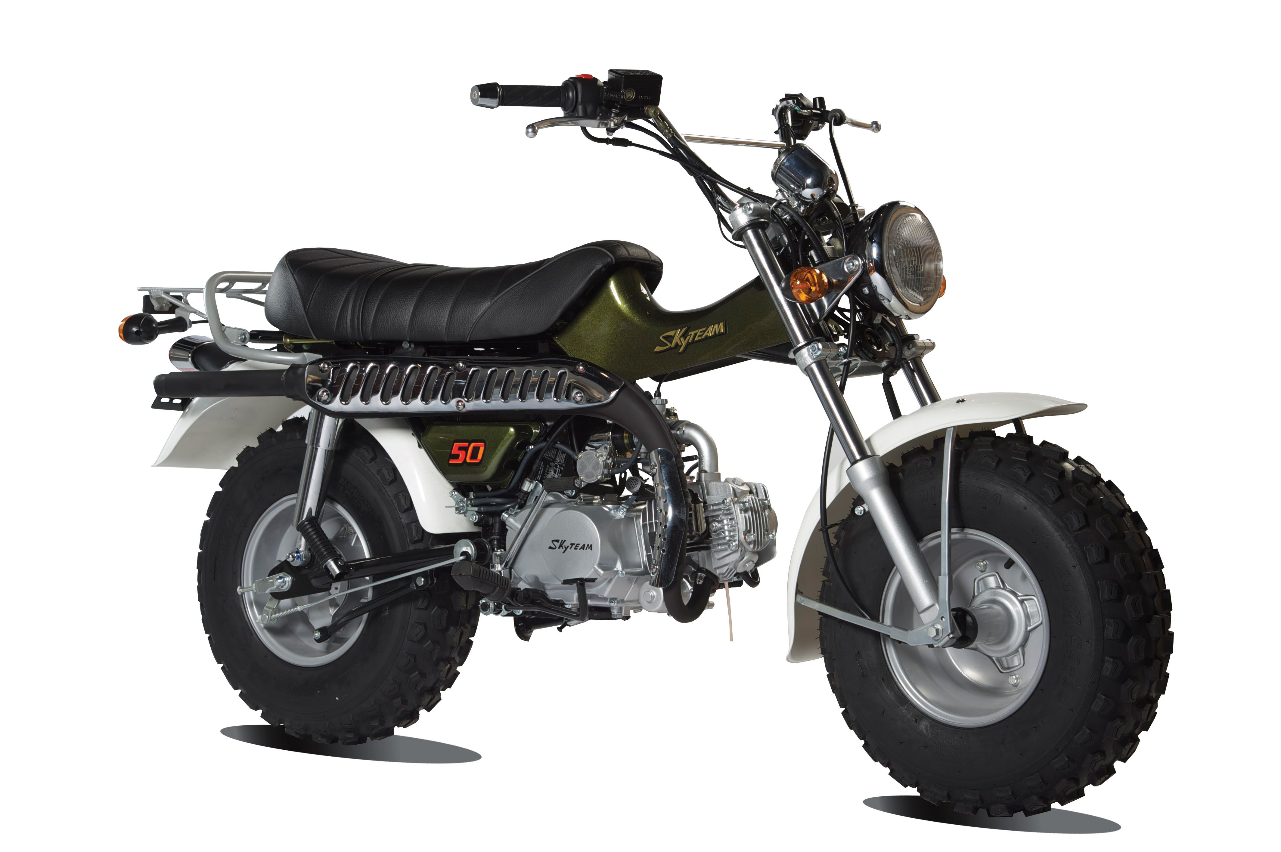 New Skyteam T-REX 50 Motorcycle For Sale in Rugby, 6130192