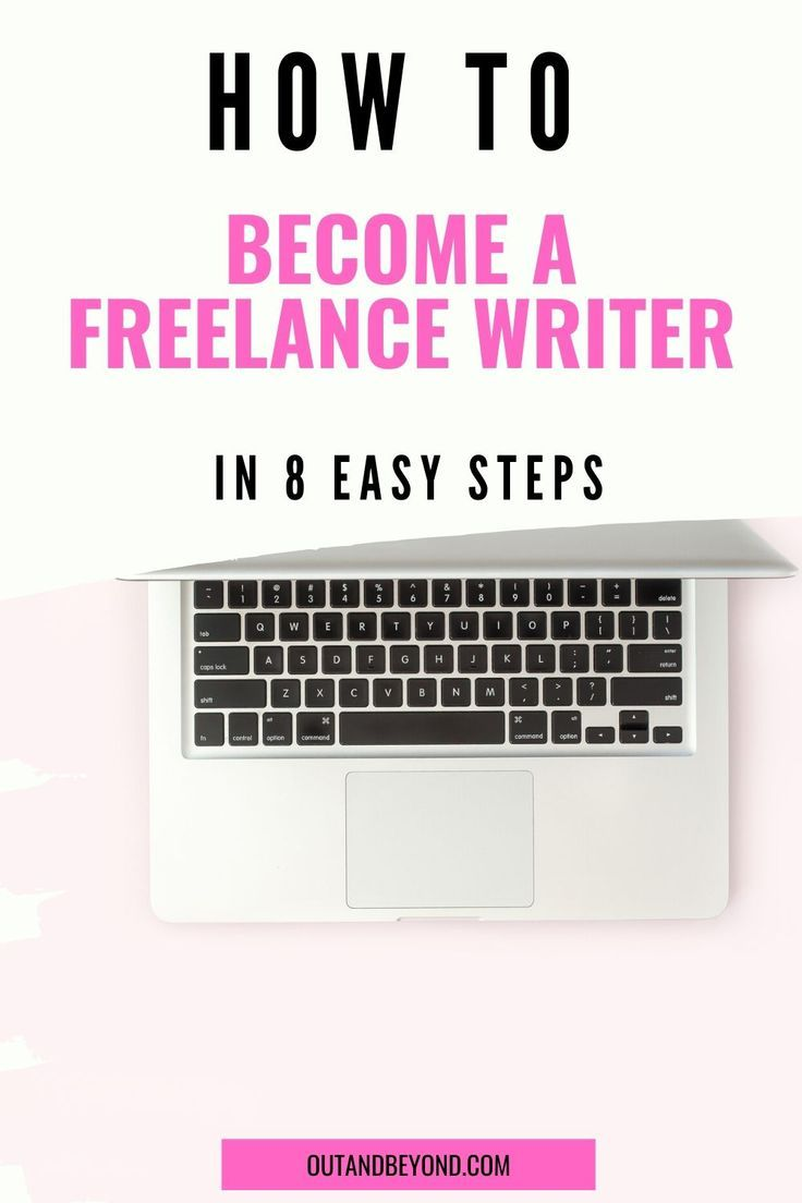 Freelance Writing for Beginners An 8 Step Guide in 2020