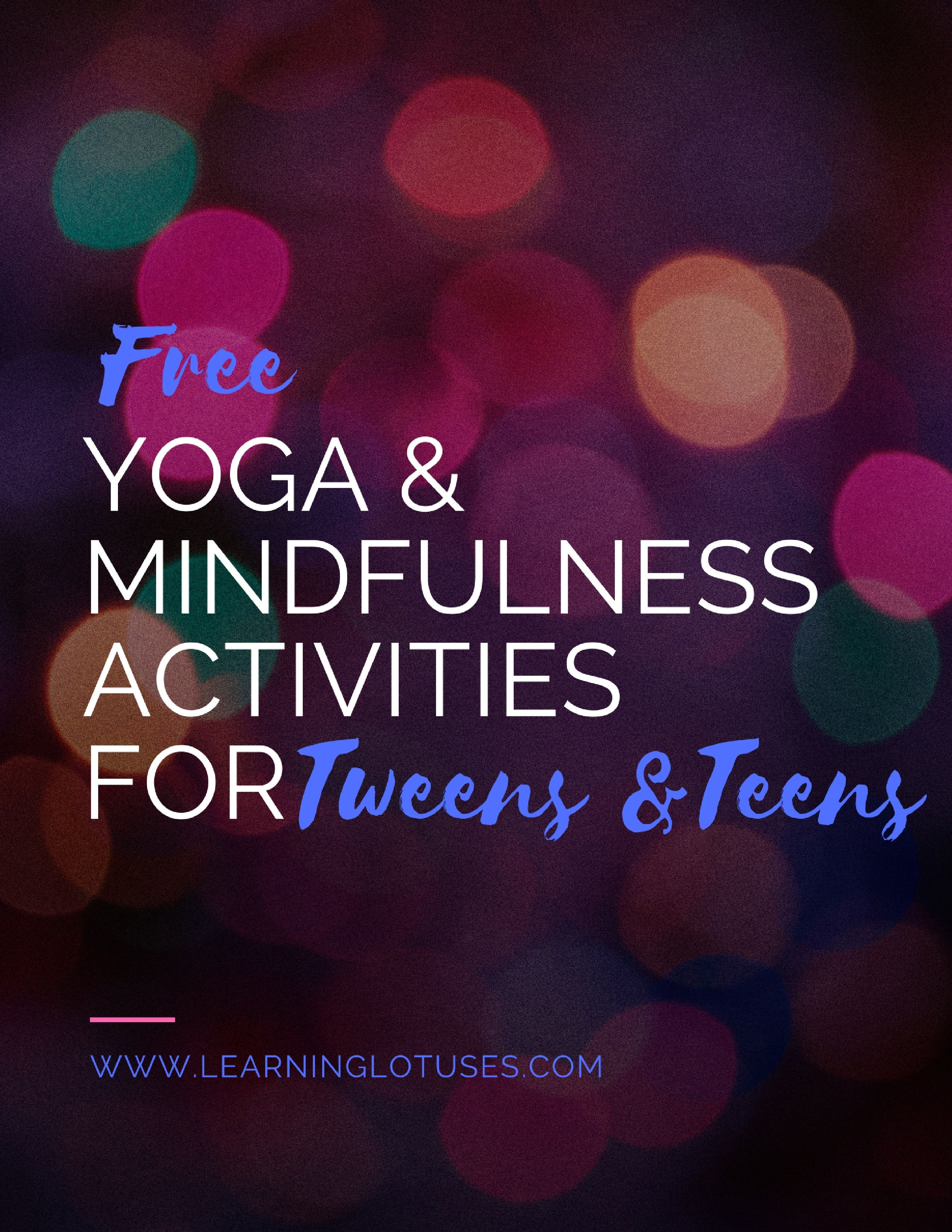 Resources From Learning Lotuses To Help You Practice Yoga And Mindfulness