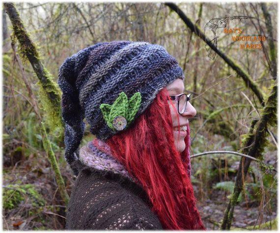 Doxy Elf Hat by Kelsey Bat https://www.etsy.com/listing/266330131/elf-hat-doxy