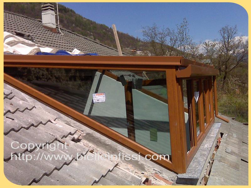 terrazzo sul tetto spiovente - Cerca con Google   Kirillovka ...