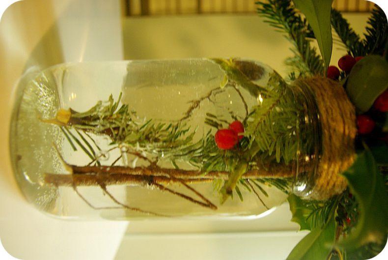Mason Jar Christmas Crafts | masonjar5
