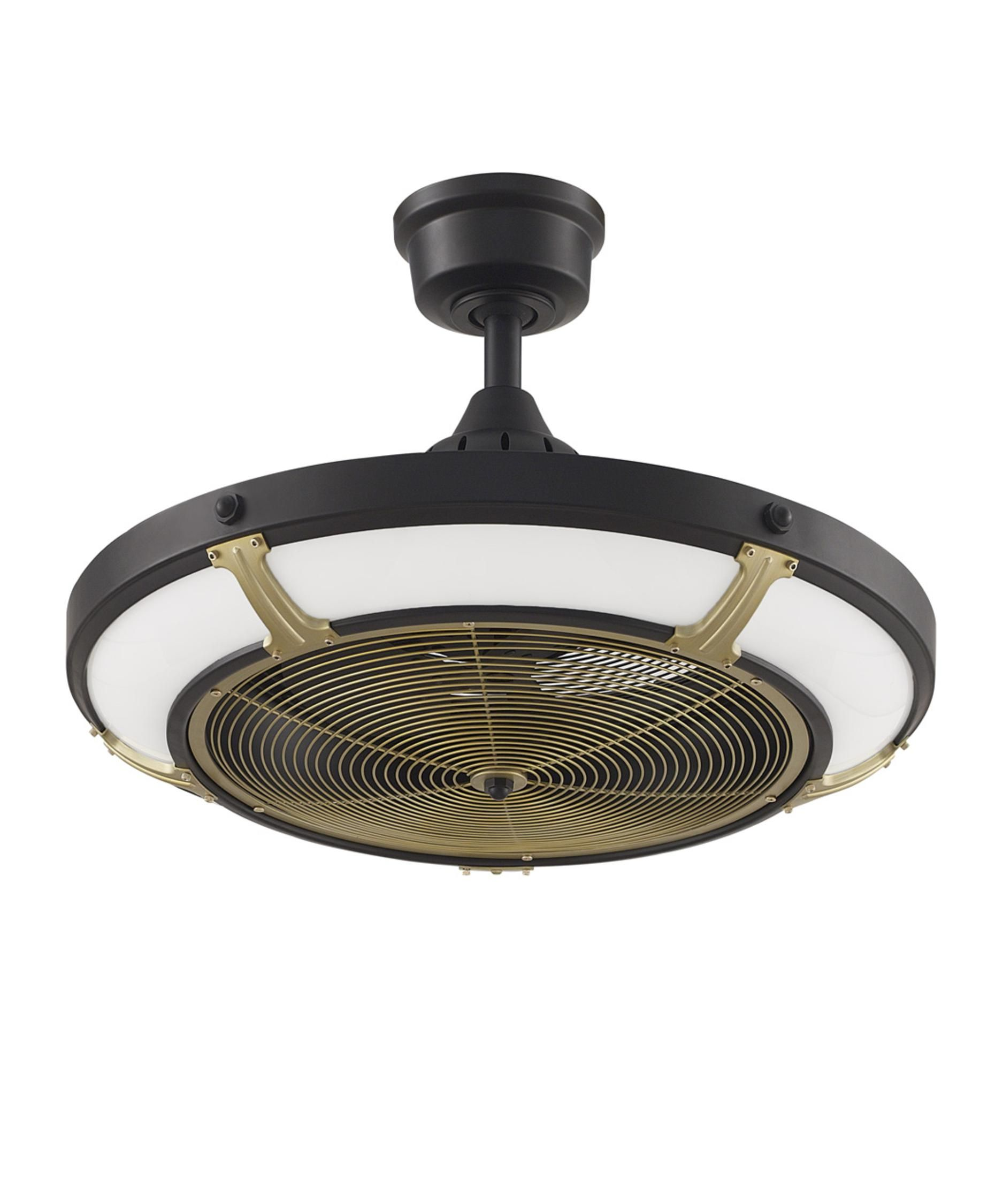 Pickett Drum 12 Inch Ceiling Fan With Light Kit Capitol Lighting Ceiling Fan With Light Fan Light Black Ceiling Fan