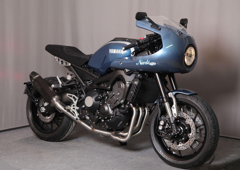 Serie Speciale XSR 900 Nardo