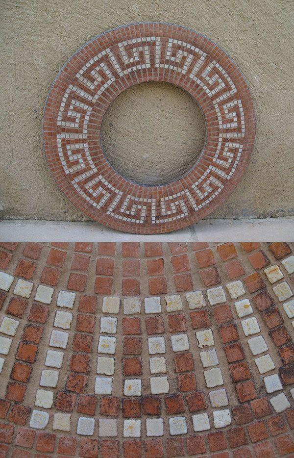 Decoration Tile Fair Mosaic Garden Decoration  Mosaik Gartendekoration  Mosaique Decorating Inspiration