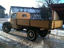 Framo-Pritsche BJ 1959 - Framo-Freunde aus dem Allgäu