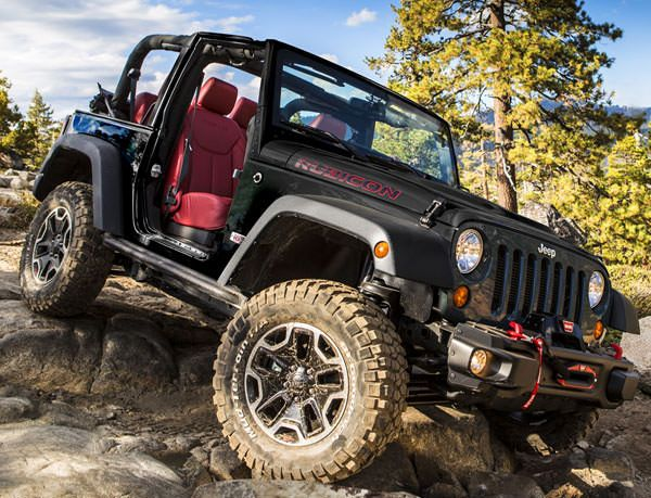 Jeep Wranger Rubicon 10th Anniversary Edition Jeep Wrangler