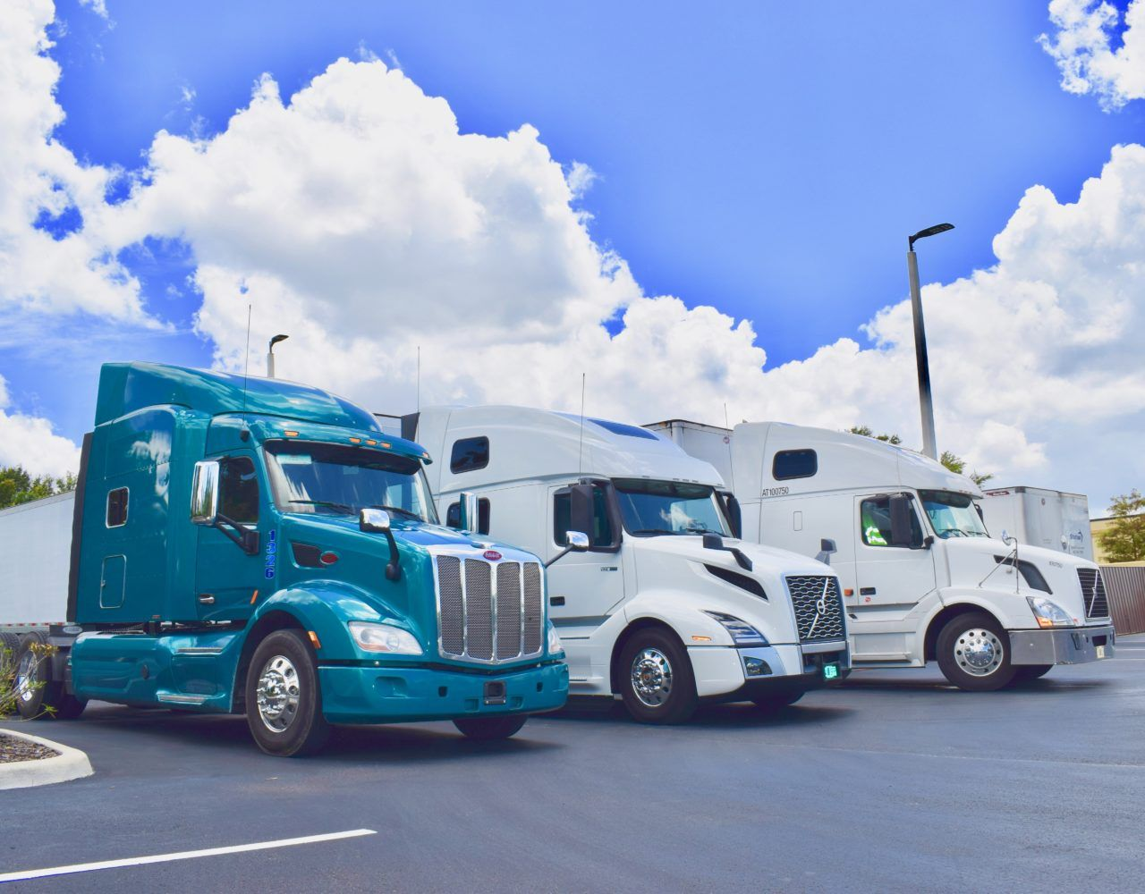 Status Transportation Truckers Report On Need to Stay