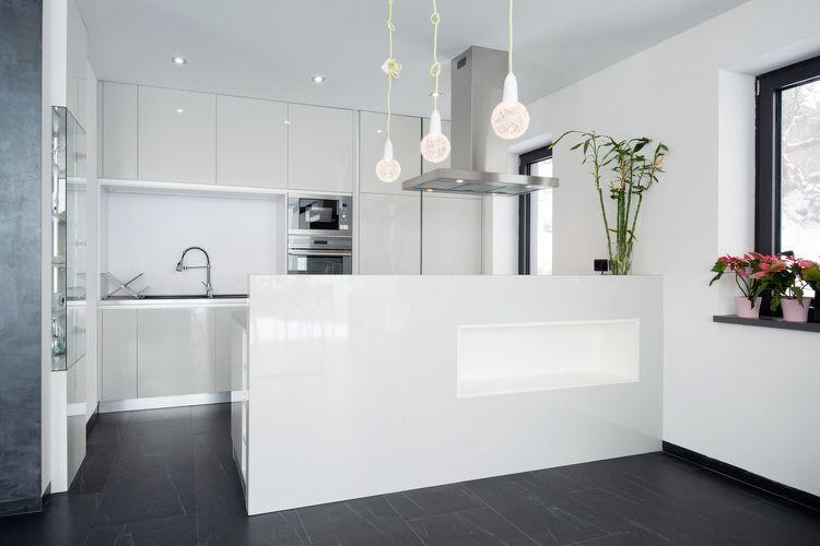 49 Wunderbare Helle Weiße Küche Moderne küchenschränke