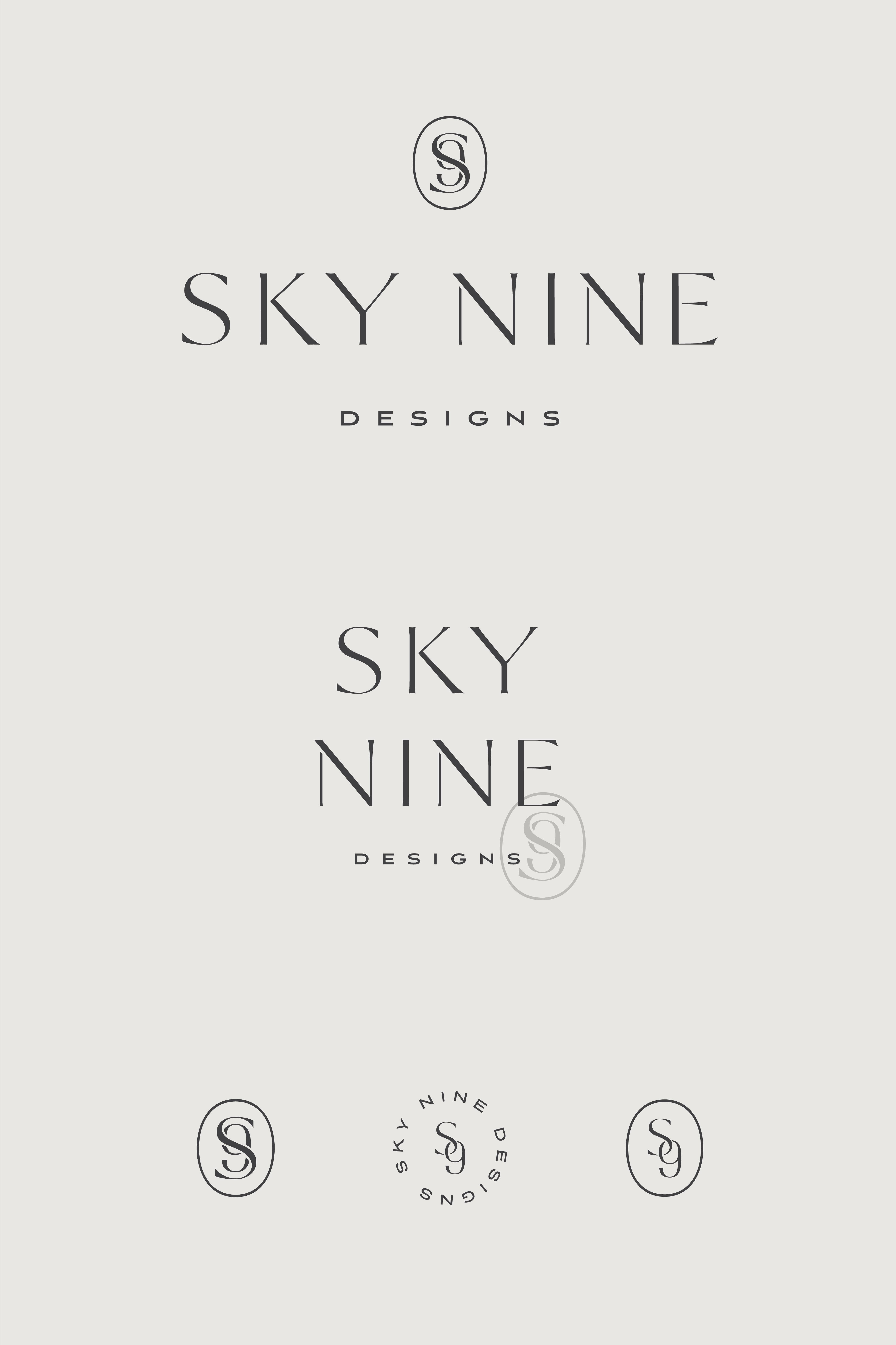 Modern, chic, clean, amp; luxurious logo design / branding