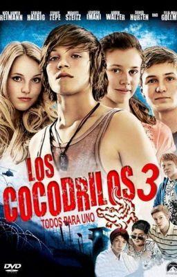 Los Cocodrilos Mi Nueva Pandilla Cocodrilos Cocodrilo Pelicula Peliculas Completas
