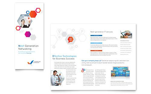 Free Tri Fold Brochure Template Download Design Examples