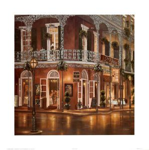 Jazz du Jour Art Poster Print by Betsy Brown, 20x20