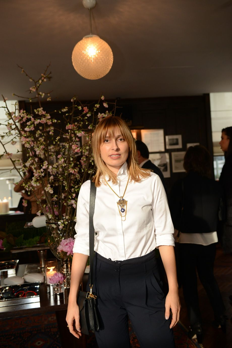 9da177f71c5 Vogue Turkey Chief Editor Seda Domanic. Find this Pin and more on THE PINKO  INVASION event ...