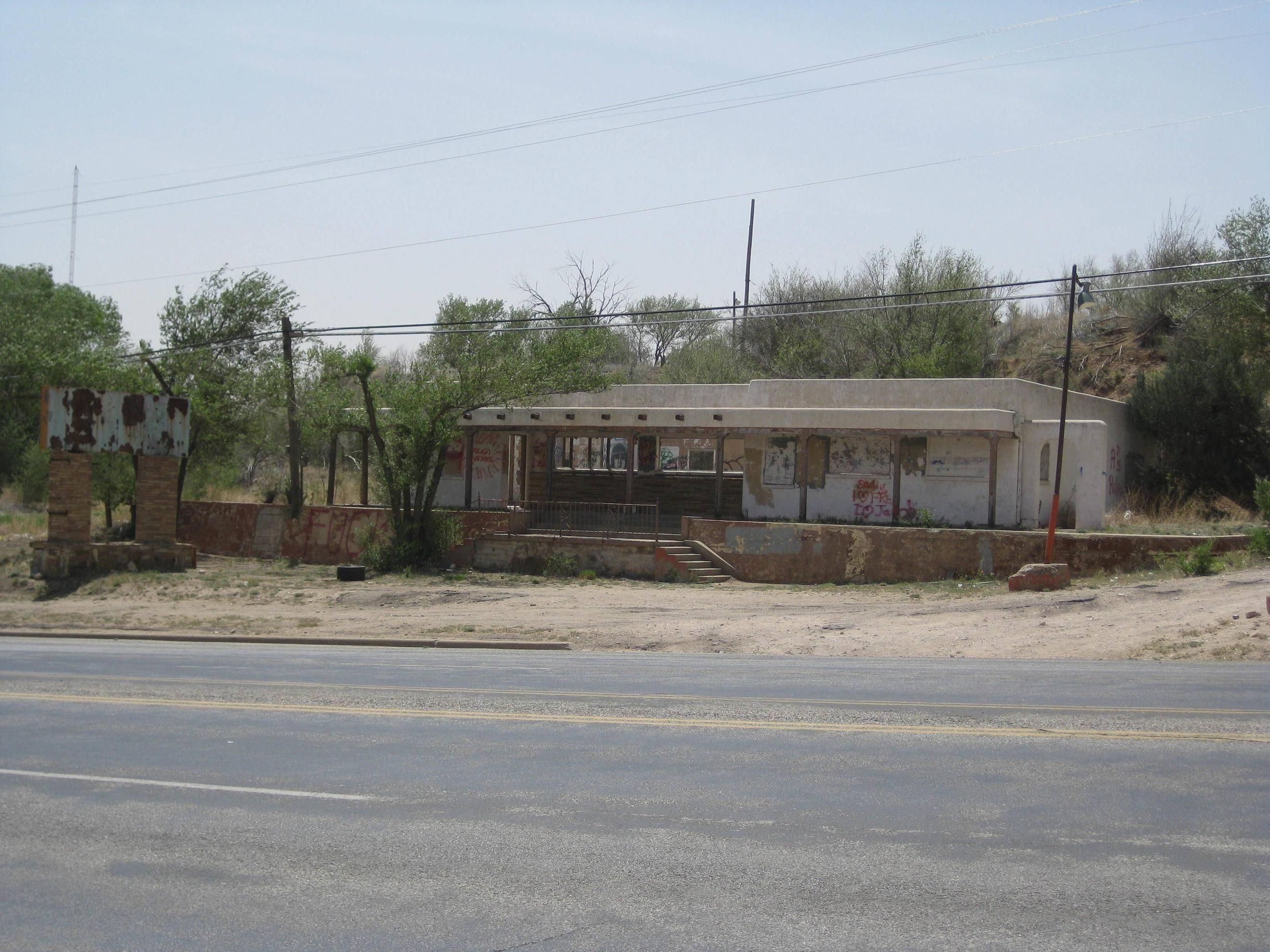 Abandoned Cliffhouse Restaurant Lubbock Tx 3264x2448