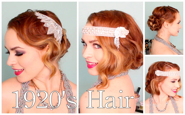 Pretty Hairstyles For Long Hair 1920s Gatsby Hair Hair Styles Gatsby Hairstyles For Long Hair